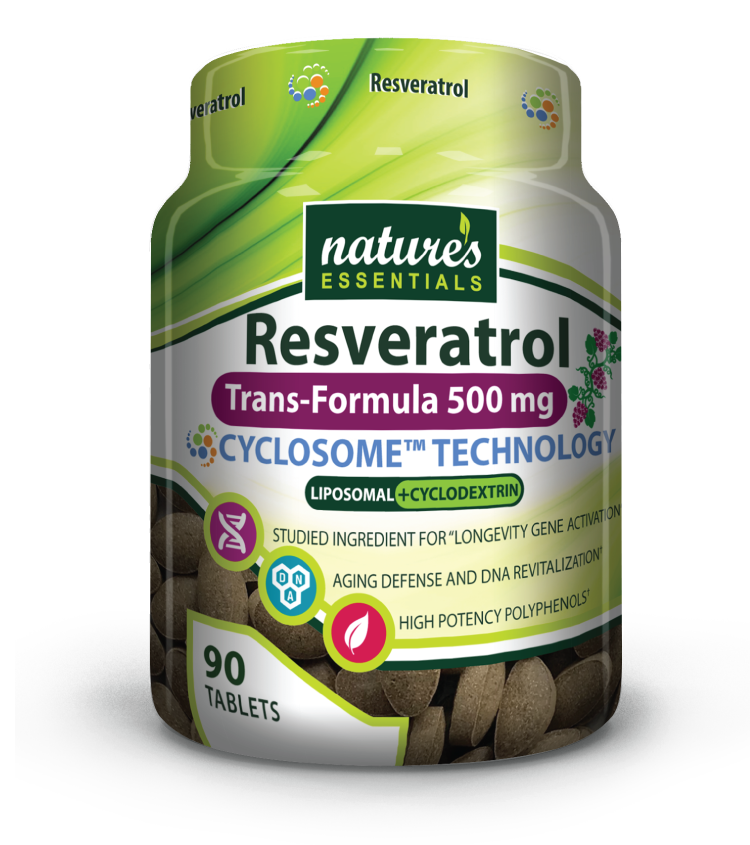 Resveratrol Natures Essentials